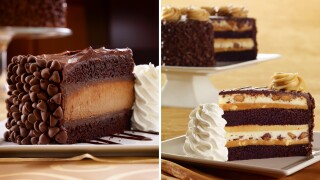 The Cheesecake Factory is giving away free slices of cheesecake this week