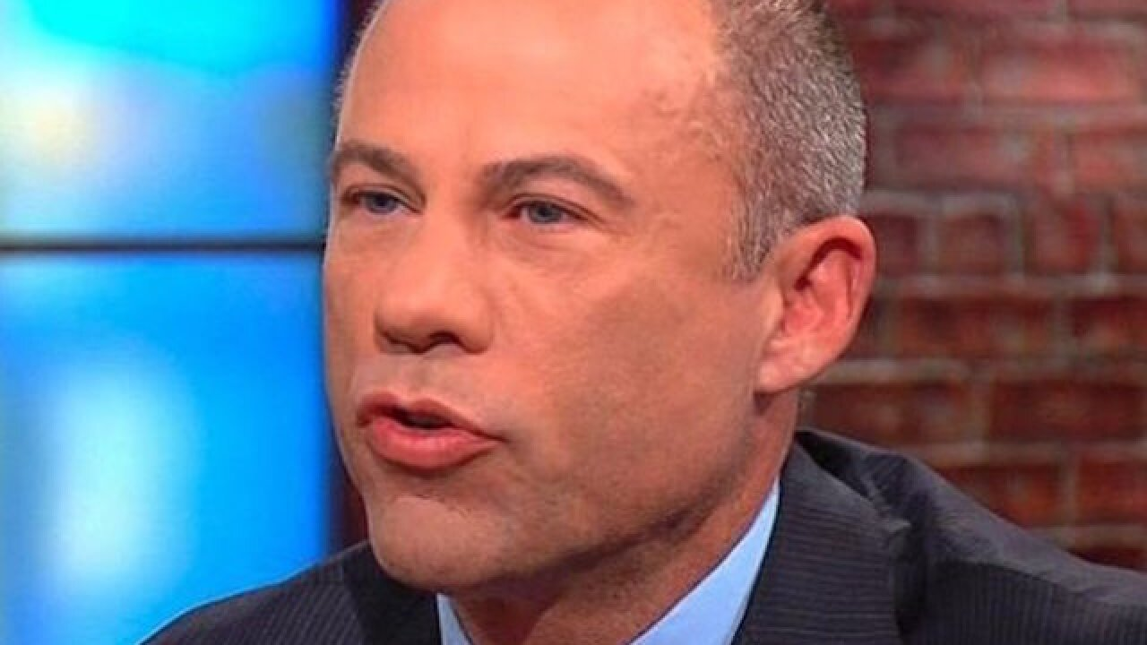 Stormy Daniels' lawyer seeks to depose Donald Trump and Michael Cohen