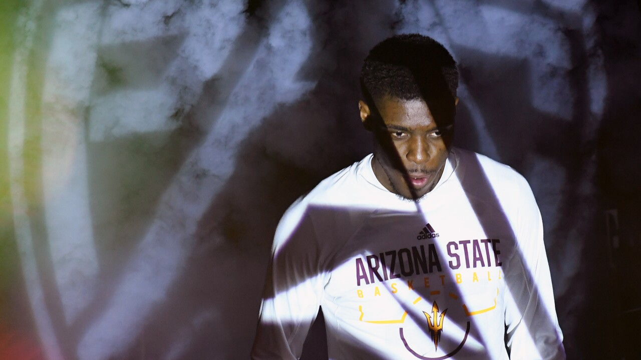 KNXV Zylan Cheatham ASU Arizona State Sun Devils