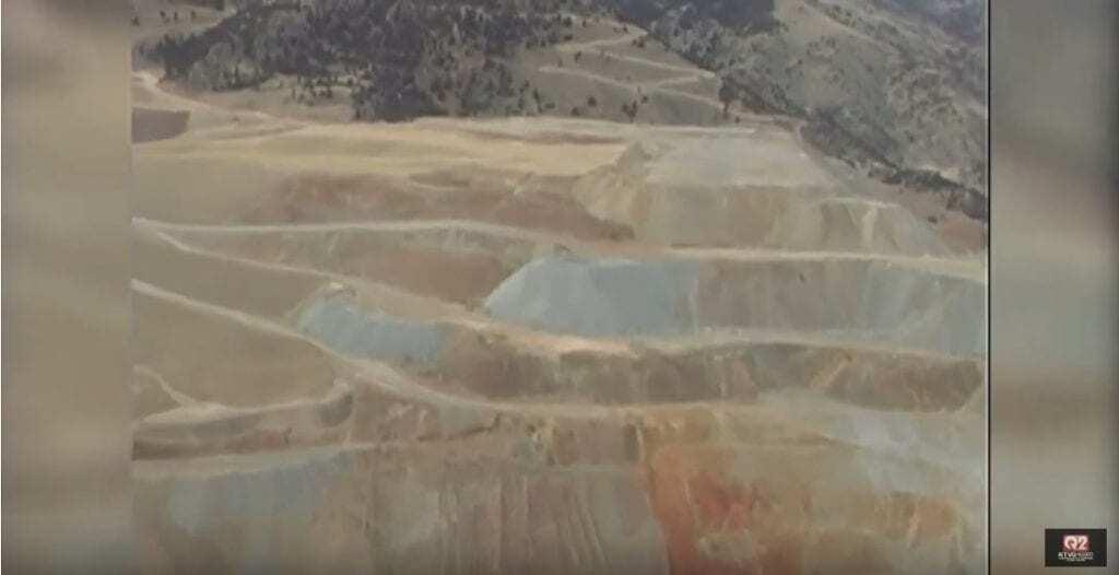 Golden Sunlight Mine