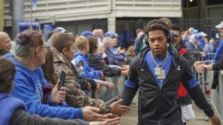 Missouri Kentucky Football
