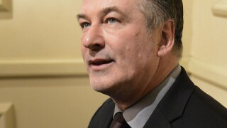 Alec Baldwin arrested for punching someone over parking spot
