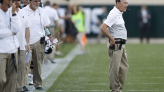 No. 19 Spartans have room for improvement against Western Michigan