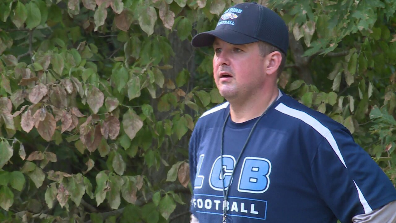 Final Score Friday 2019 Football Preview: L.C. Bird Skyhawks