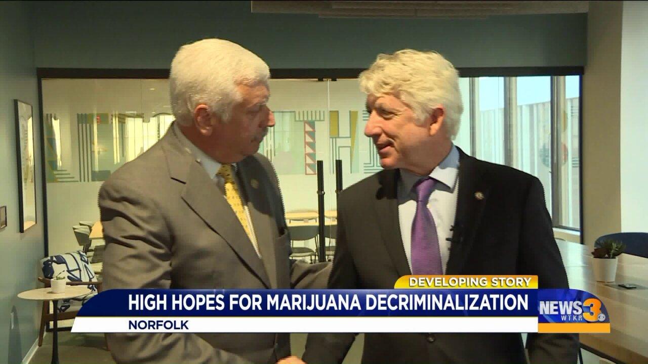 Virginia AG: 'Great progress' for marijuana decriminalization to be made in2020