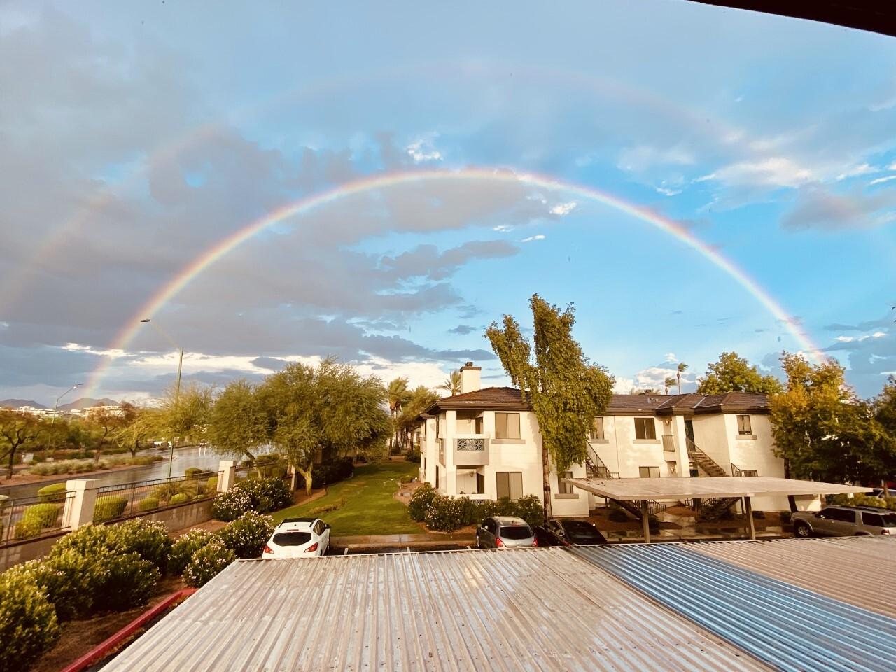 Double Rainbow North Scottsdale