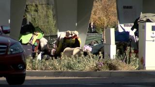 Homeless in Arizona