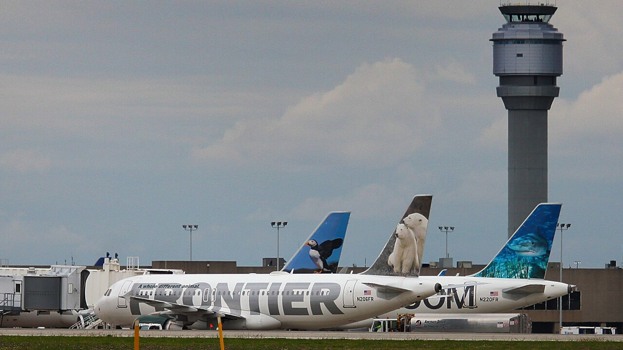Frontier Airlines giving away free flights to people named 'Green' or 'Greene'