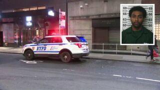 parolee Travis Simon escaped NYS DOC custody in midtown