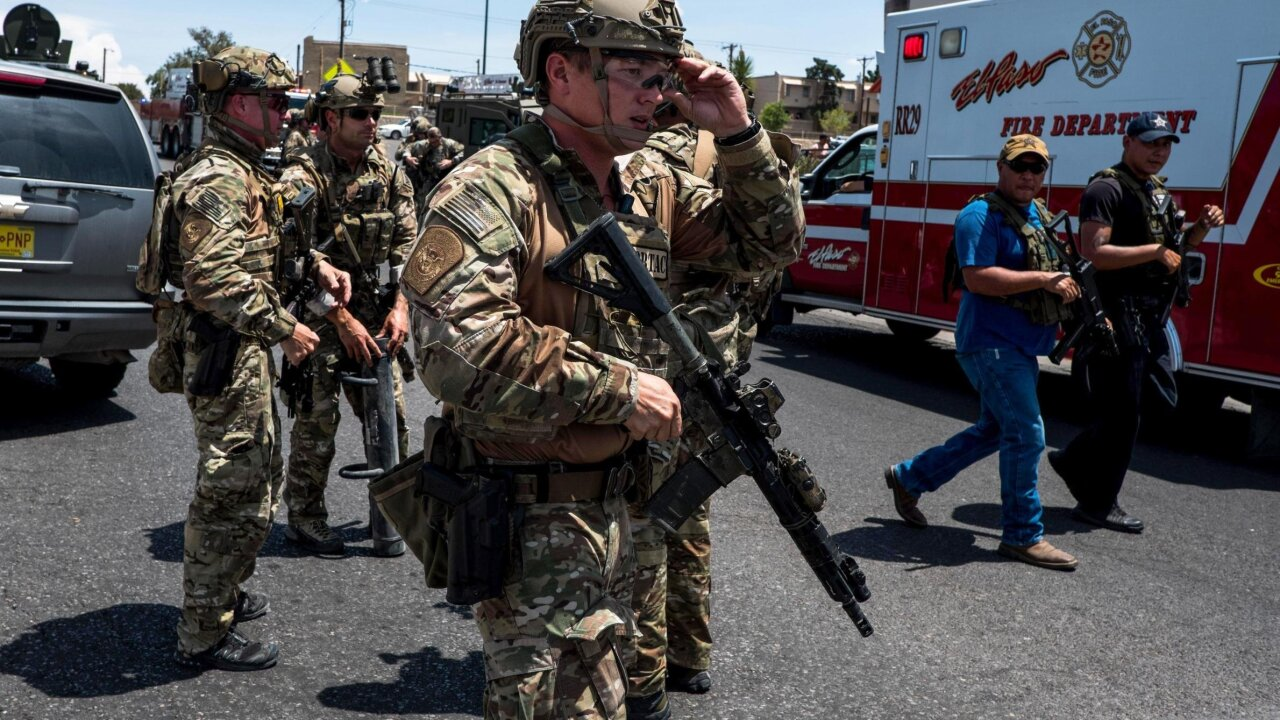 At least 15 dead in El Paso shooting, Texas attorney general says