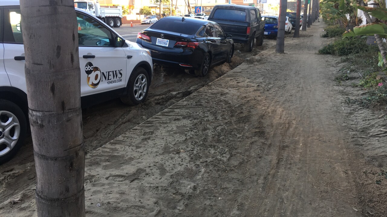 Pacific Highway Midtown flood clean up 3