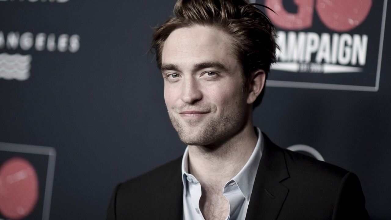 Robert Pattinson tests positive for COVID-19, pausing production of 'The Batman': reports
