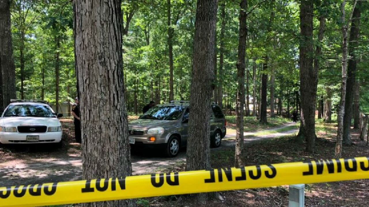 Toddler, infant found alive in Spotsylvania home where 3 founddead