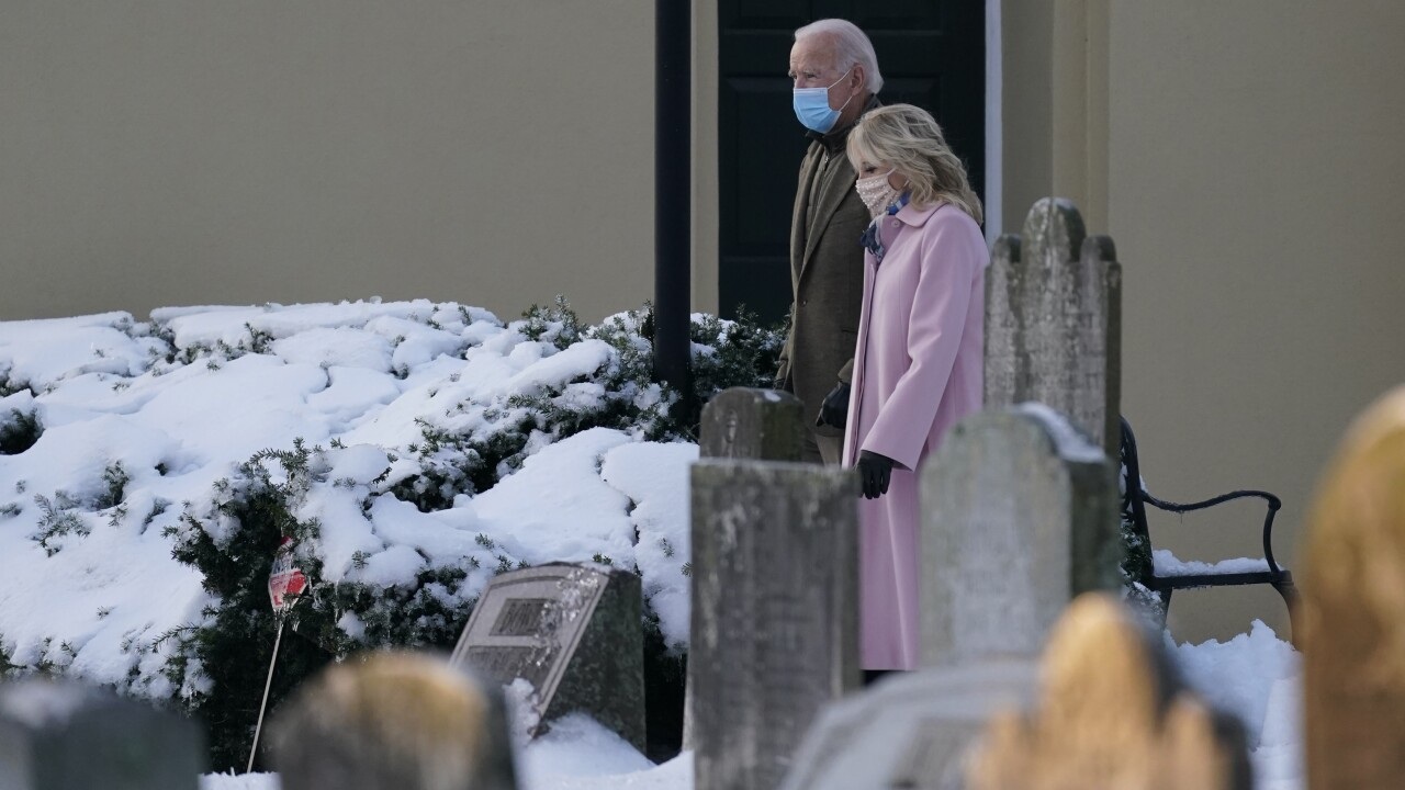 Joe Biden, Jill Biden cemetery wife child