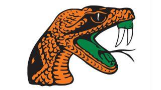 FAMU Florida A&M Rattlers Logo