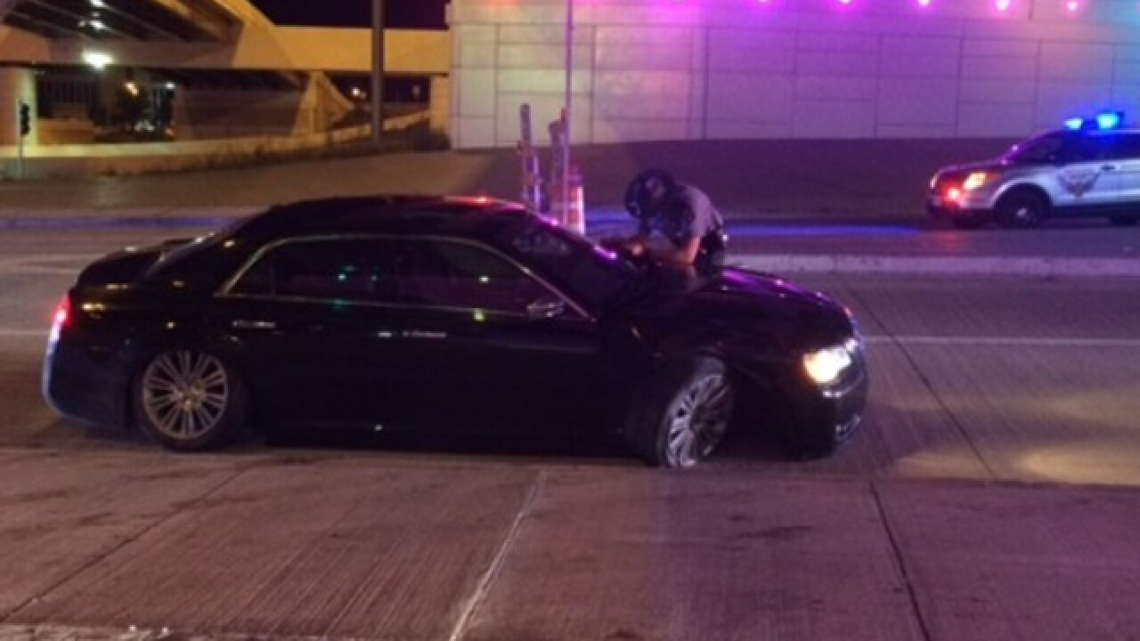 PD: 3 impaired teens arrested after I-75 chase