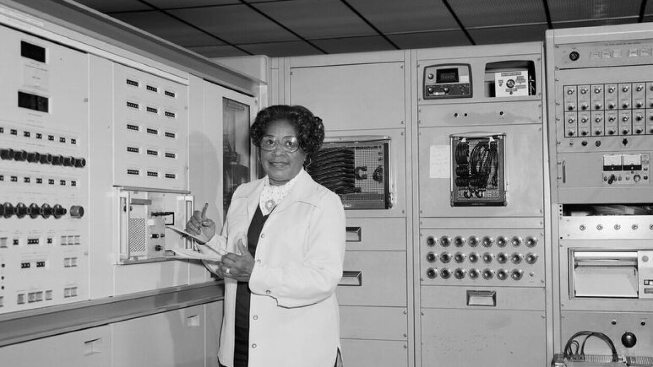 City of Hampton voted to name new community center after NASA trailblazer Mary Jackson