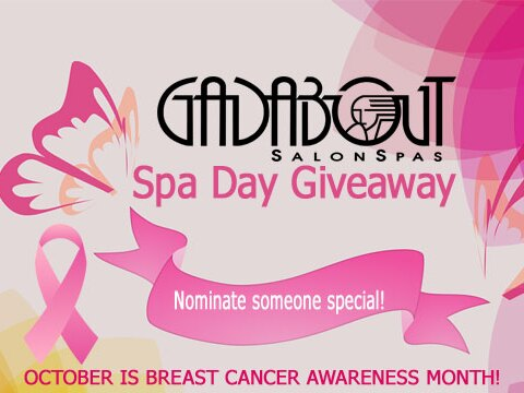 PROMO: Gadabout Spa Day Giveaway