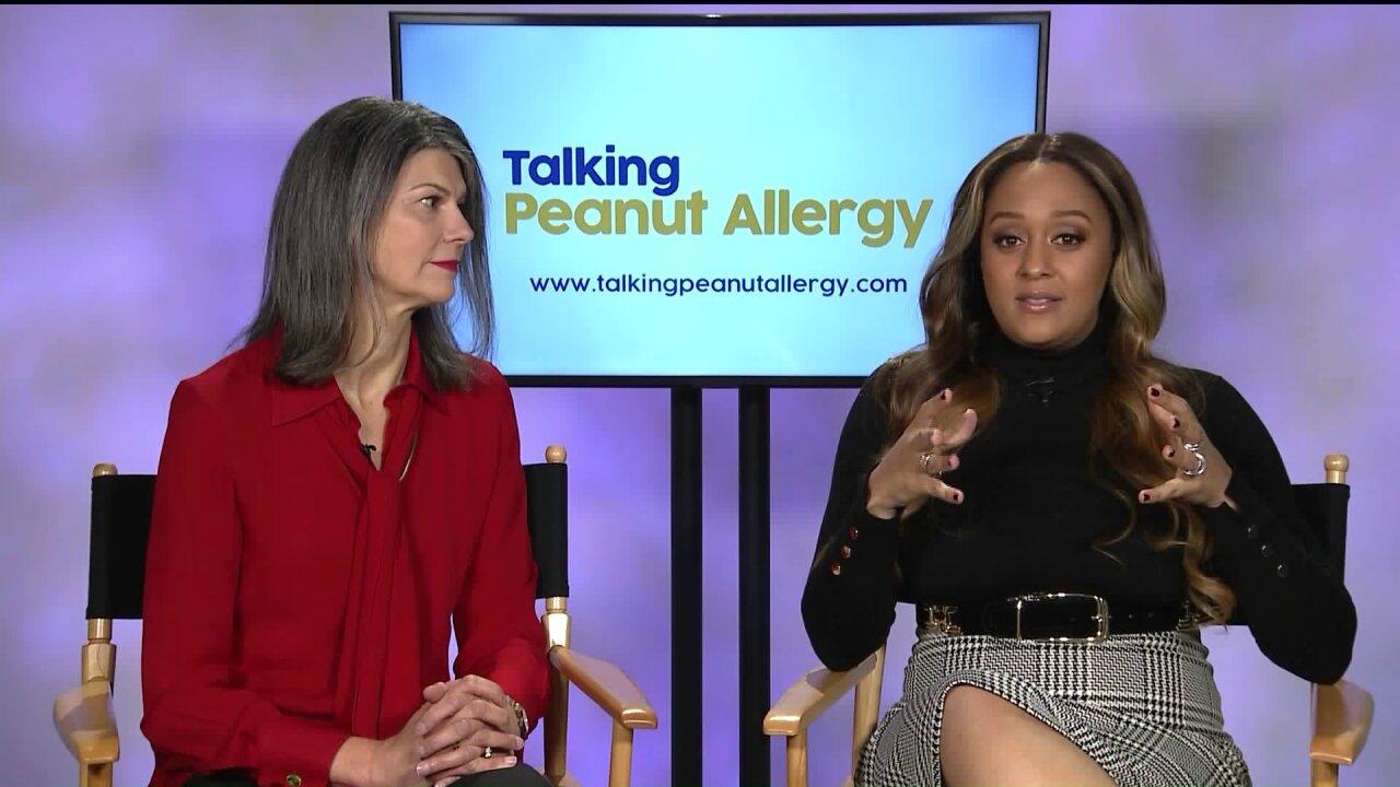 """Talking Peanut Allergy""Campaign"
