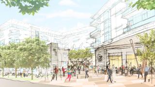 New planned development at Colorado Blvd. & Arkansas Ave.