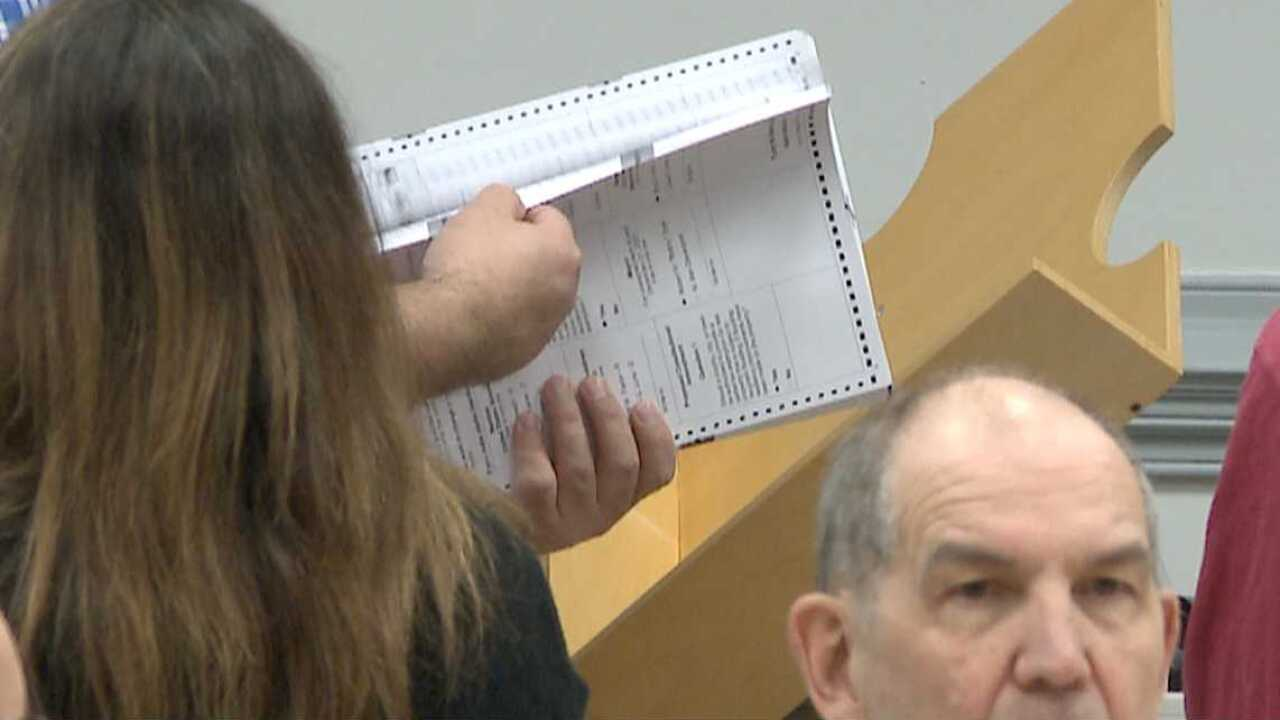 Virginia Beach recount ends with same candidateswinning