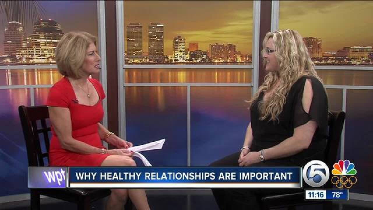 Importance of healthy relationships