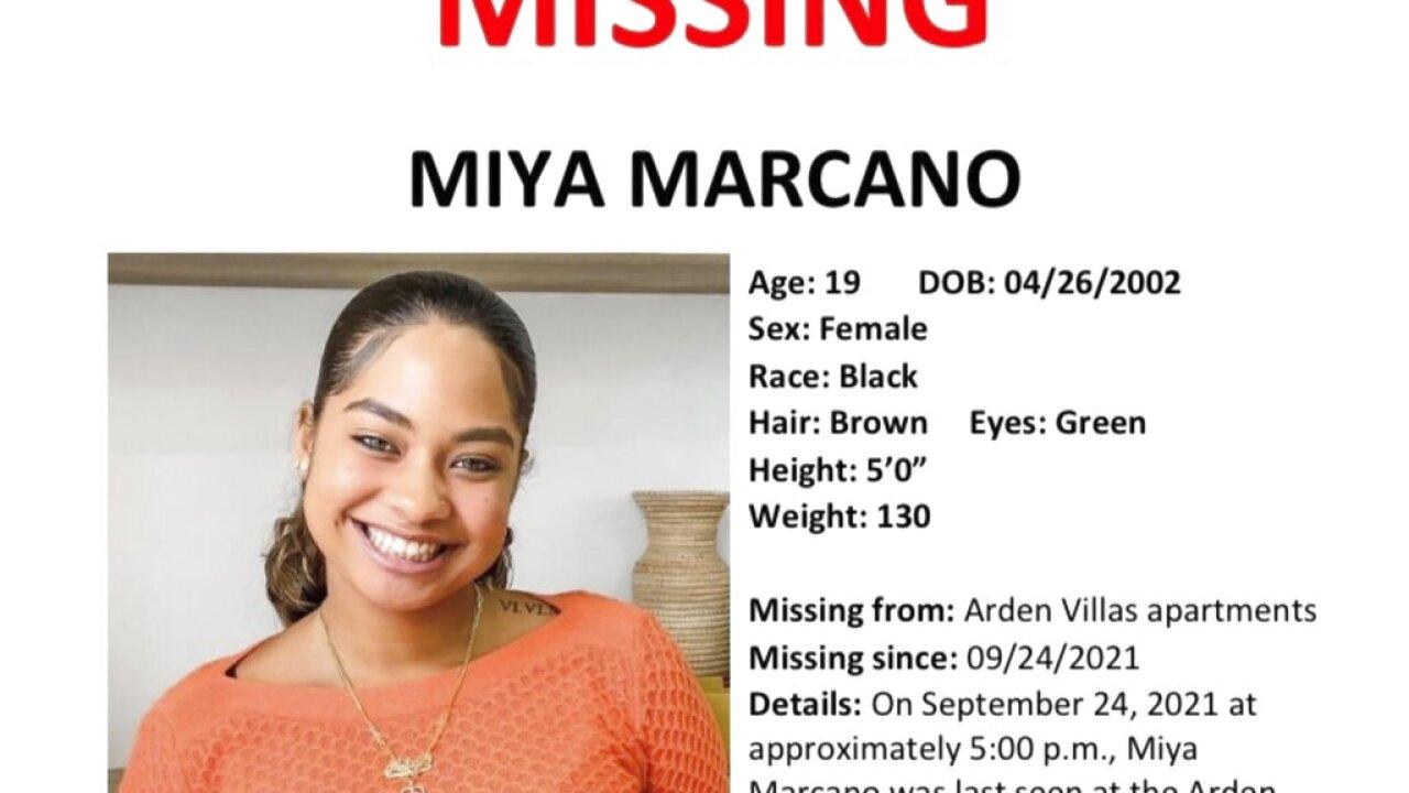 Missing College Student Florida