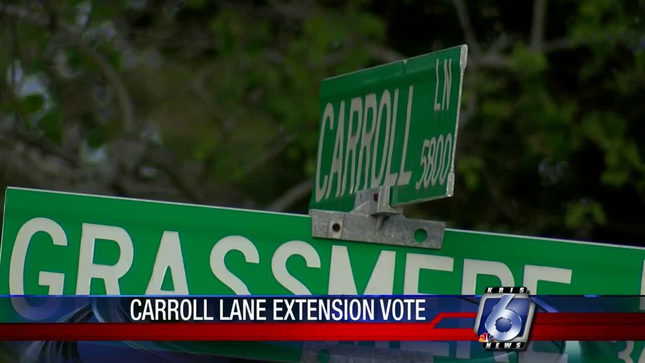 Carroll Lane expansion