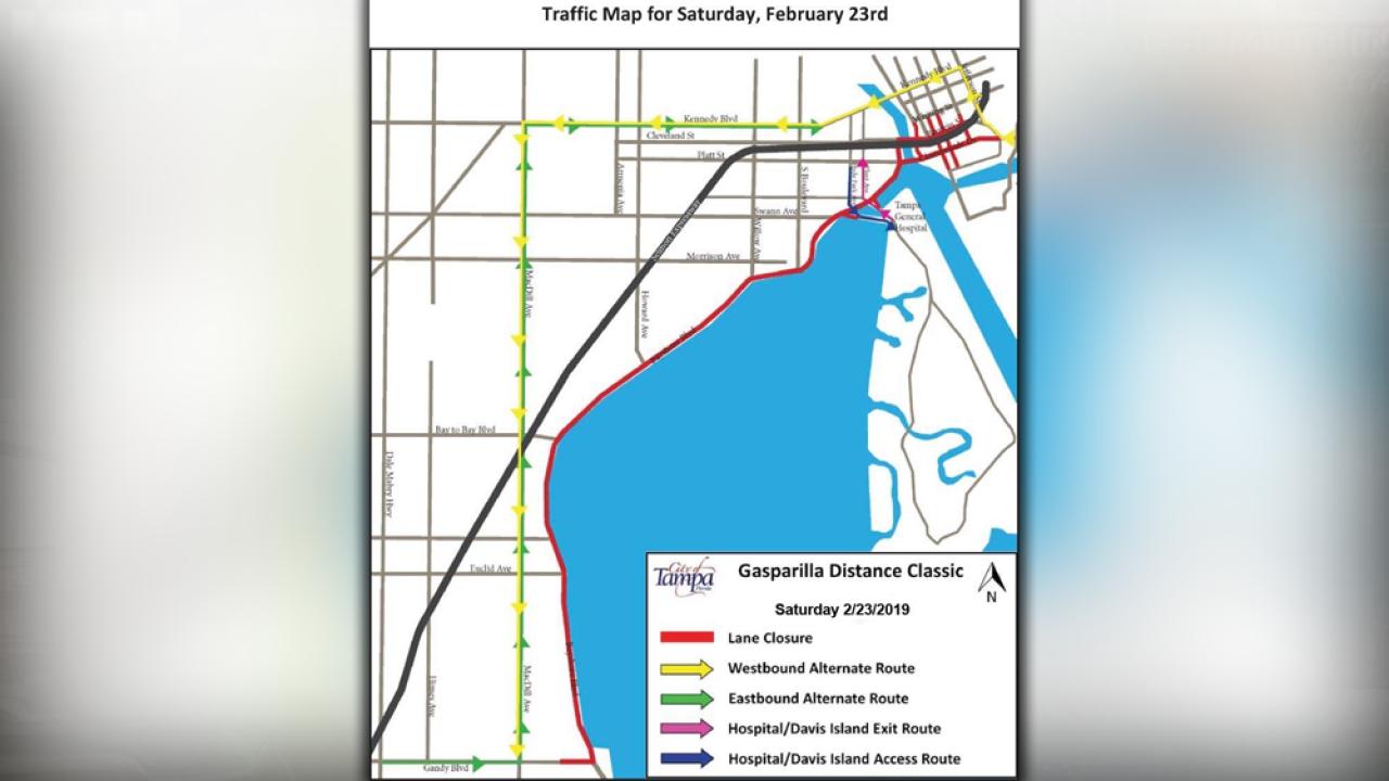 Microsoft Word - Traffic Advisory - 2019 PGDC