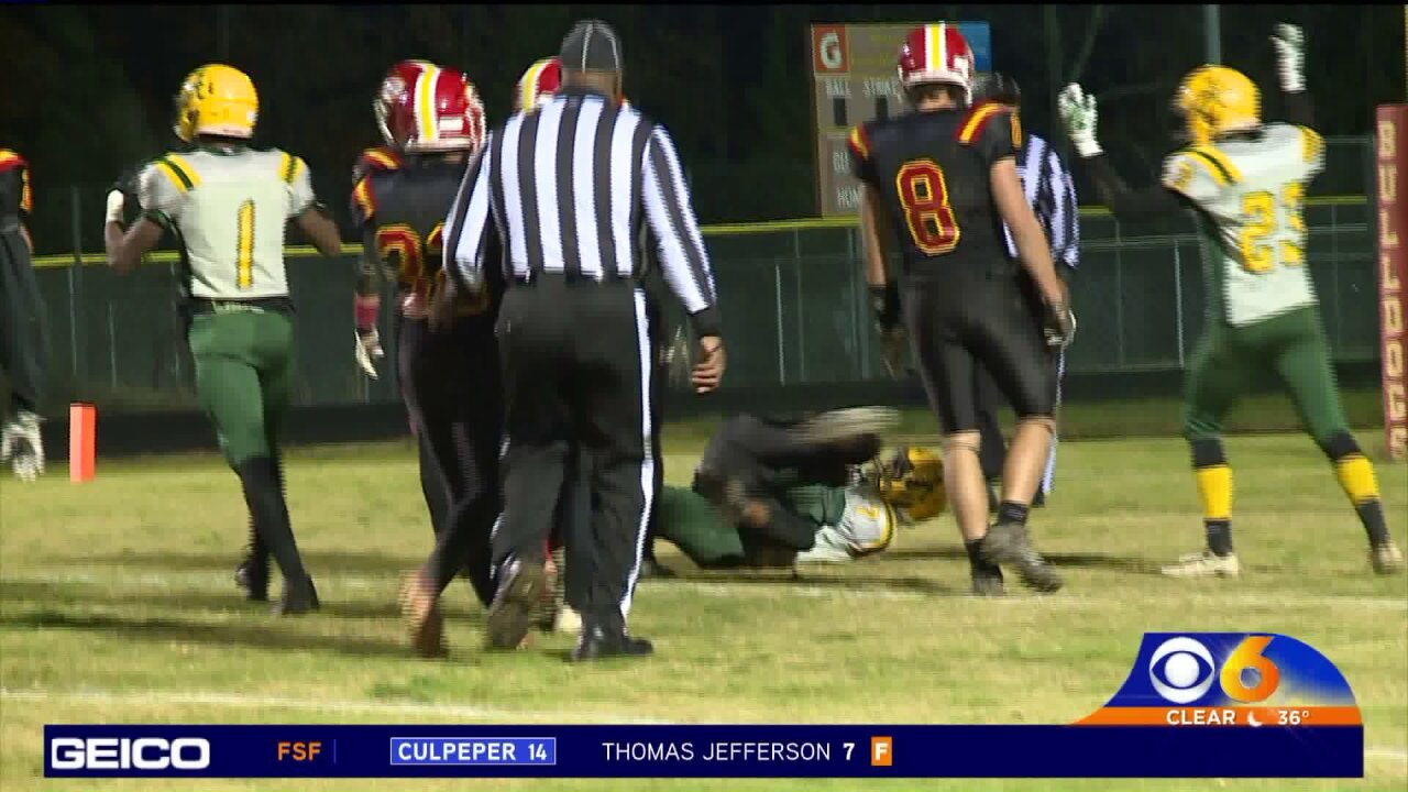 Goochland remains unbeaten after downing Amelia42-20