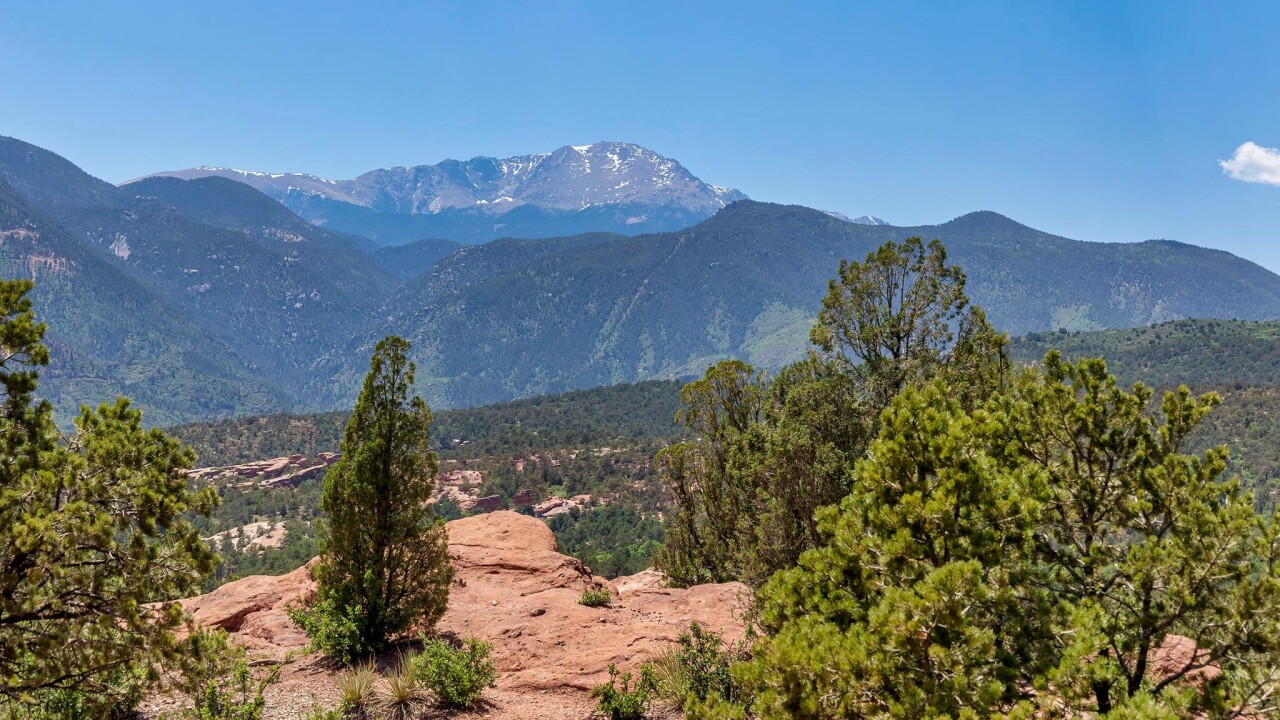 Larry Marr Colorado Springs Pikes Peak