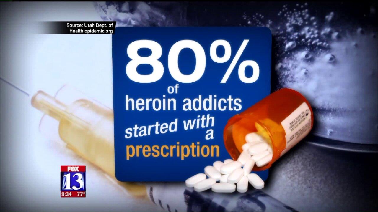Utah's opioid epidemic: Who's toblame?
