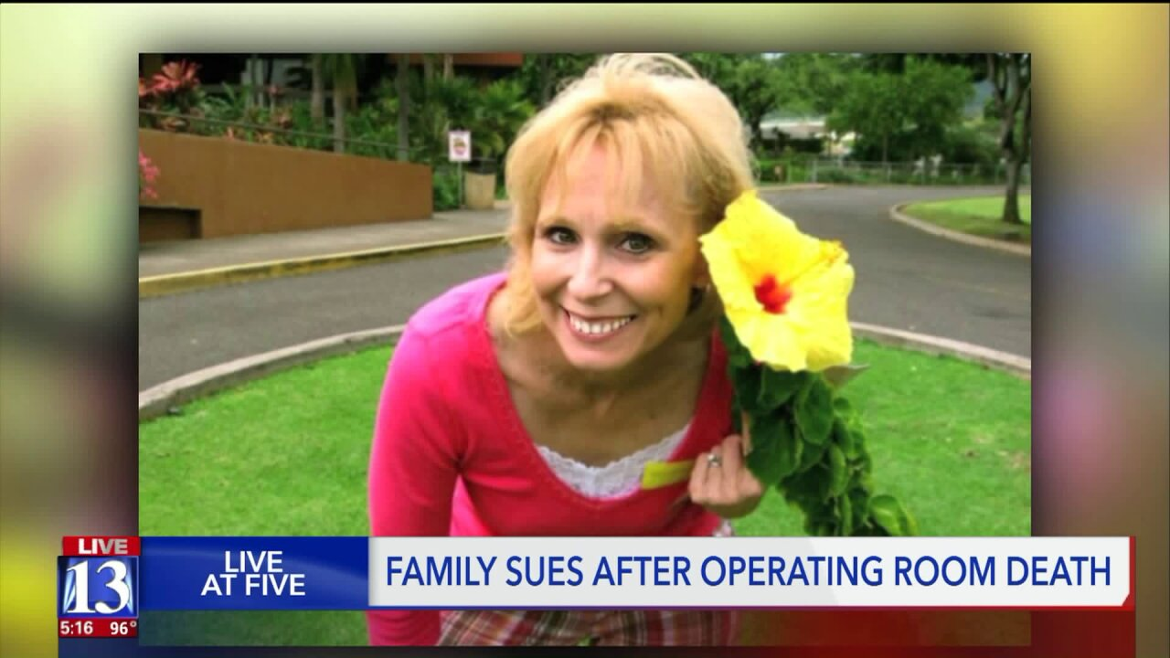 Family sues hospital after Vineyard woman bled to death in surgery