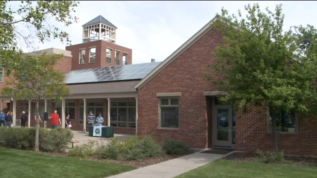 Students calling on lawmakers to take advantage of solar power in Utah
