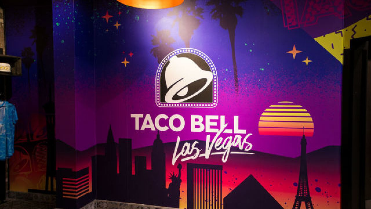 Taco Bell celebrating expansion with freebies
