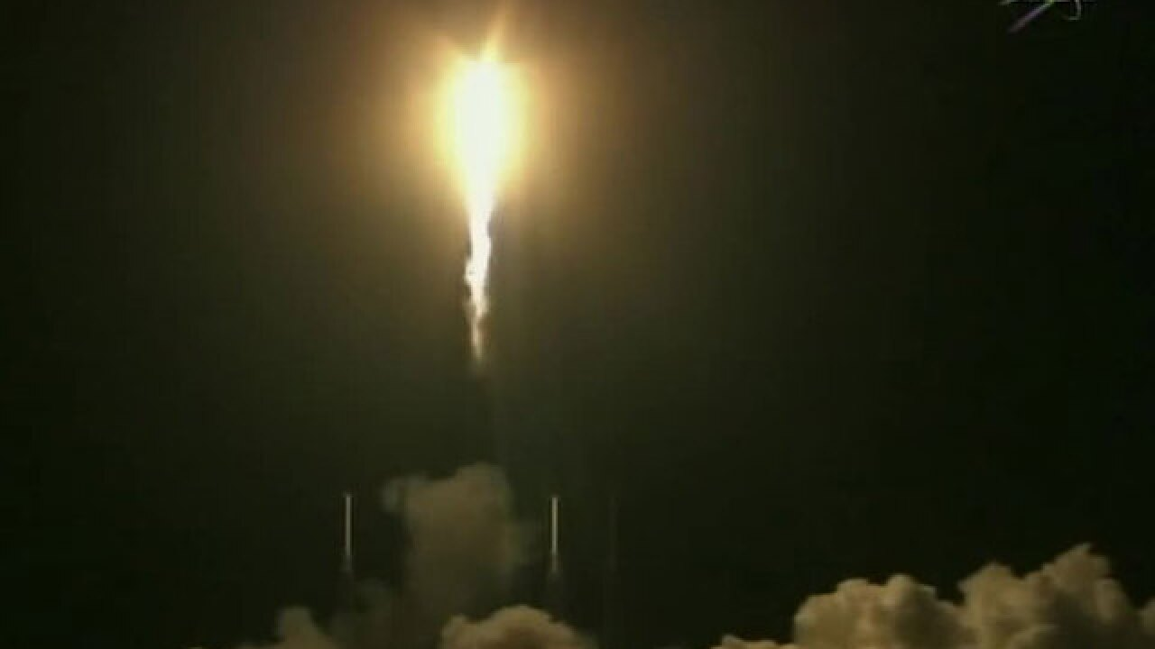 LIVE: SpaceX rocket launch from Cape Canaveral