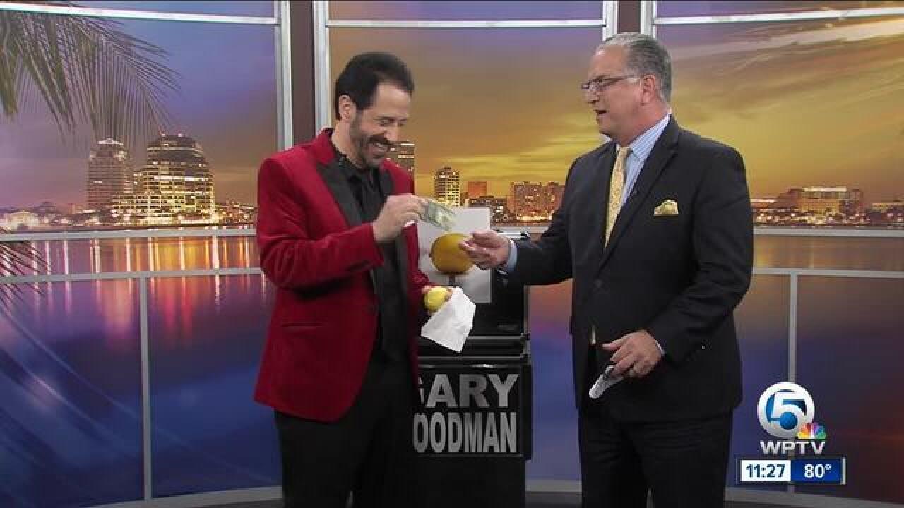 Gary Goodman shares holiday magic
