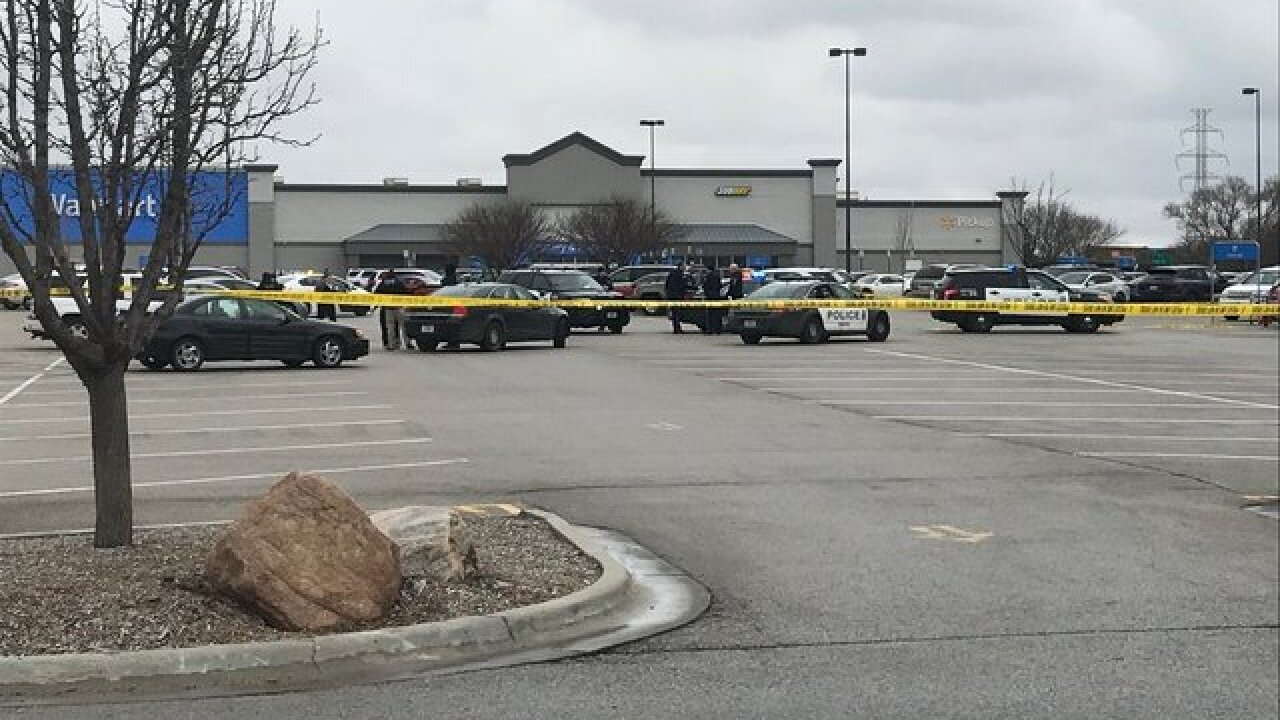 Woman dies after shooting at Nebraska Walmart