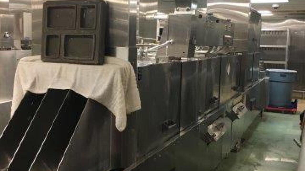 Dirty Dining Jail Edition
