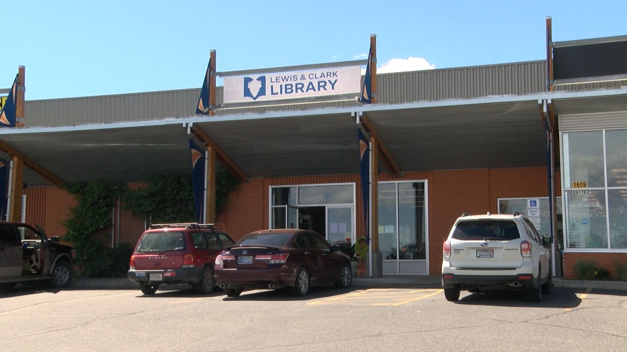 Lewis and Clark Library resumes limited in-person services