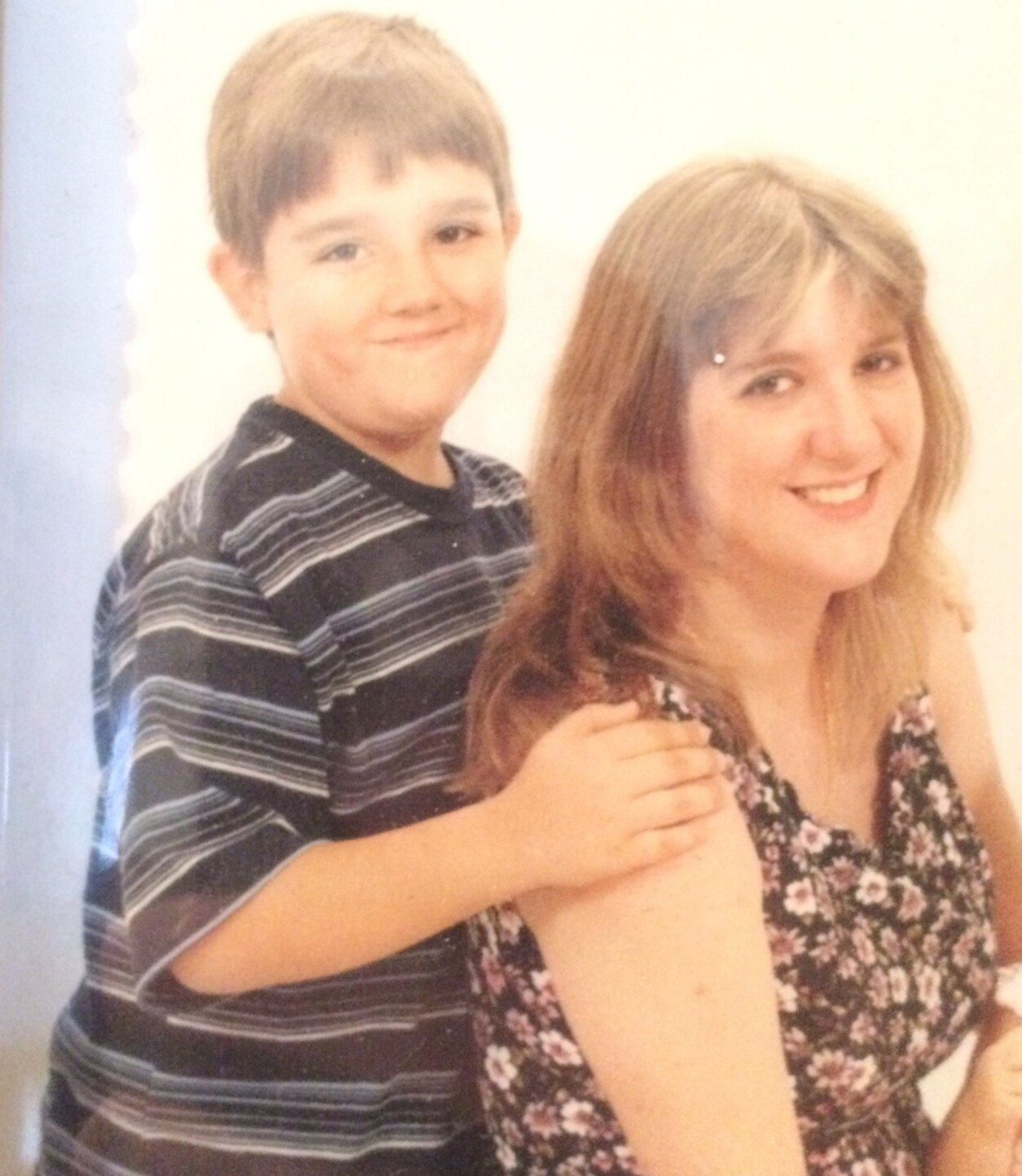 Photos: Ten years later, murder of Beach mother and son remainsunsolved