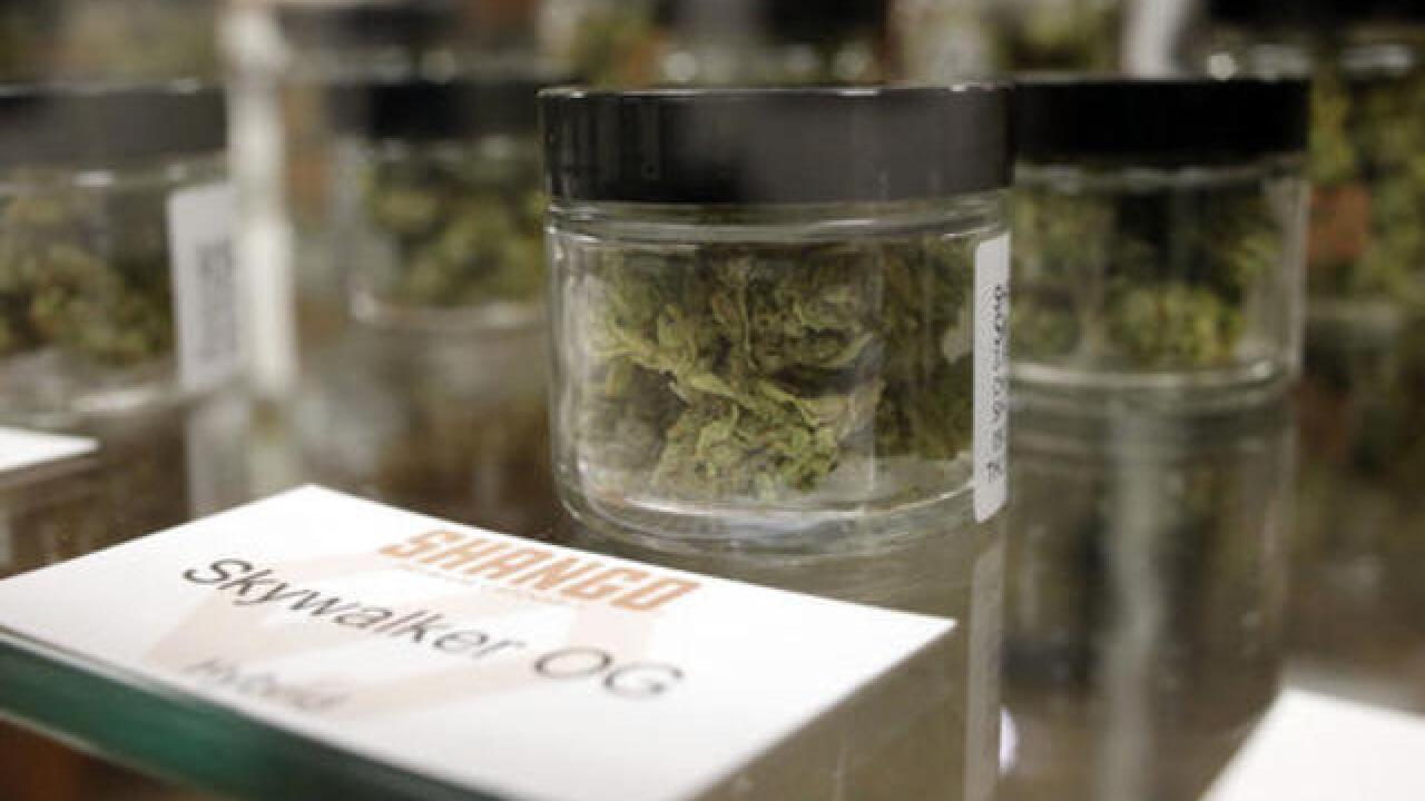 Oregon pulls in nearly $7 million in pot sales
