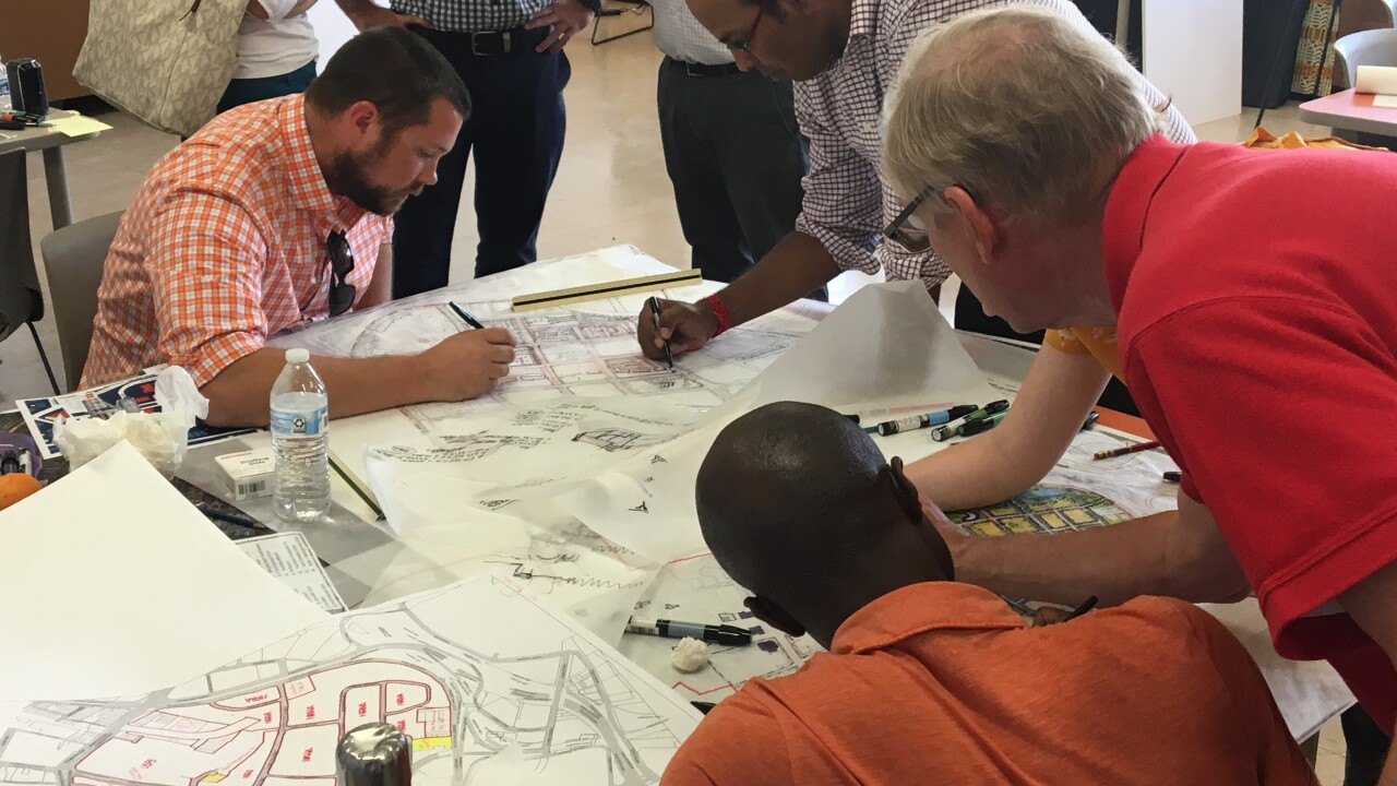Architects lay out Tidewater Gardens revitalization plan