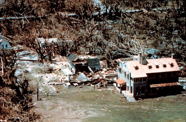 Photos: 25 years after Hurricane Andrew strikes South Florida