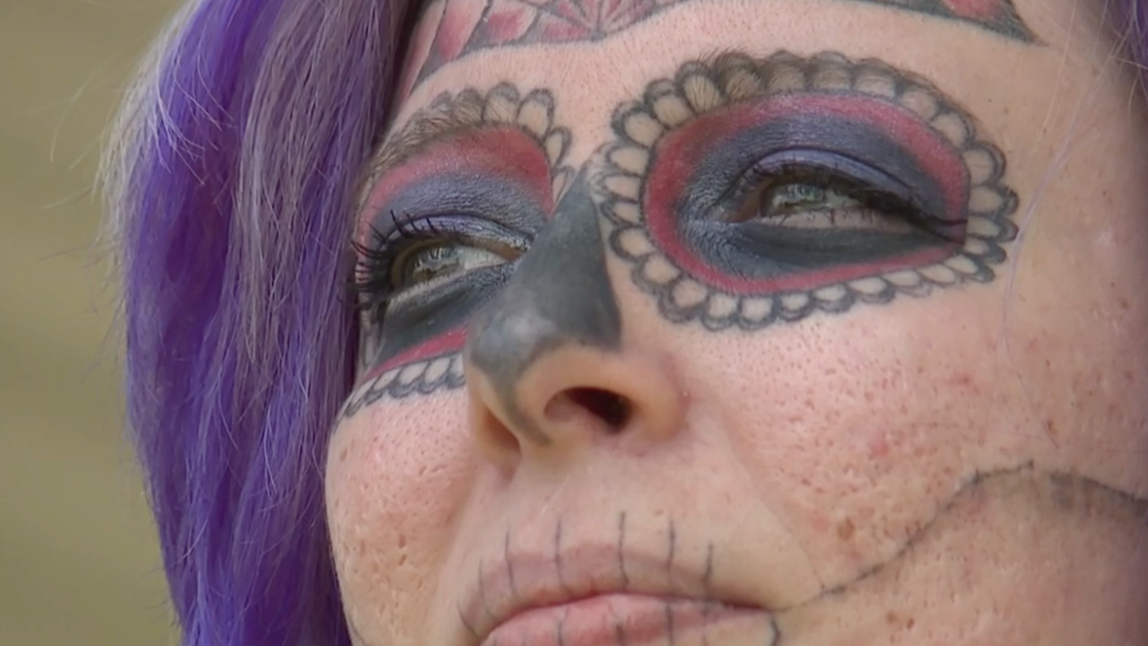 Warren woman whose mugshots went viral shares her story of recovery