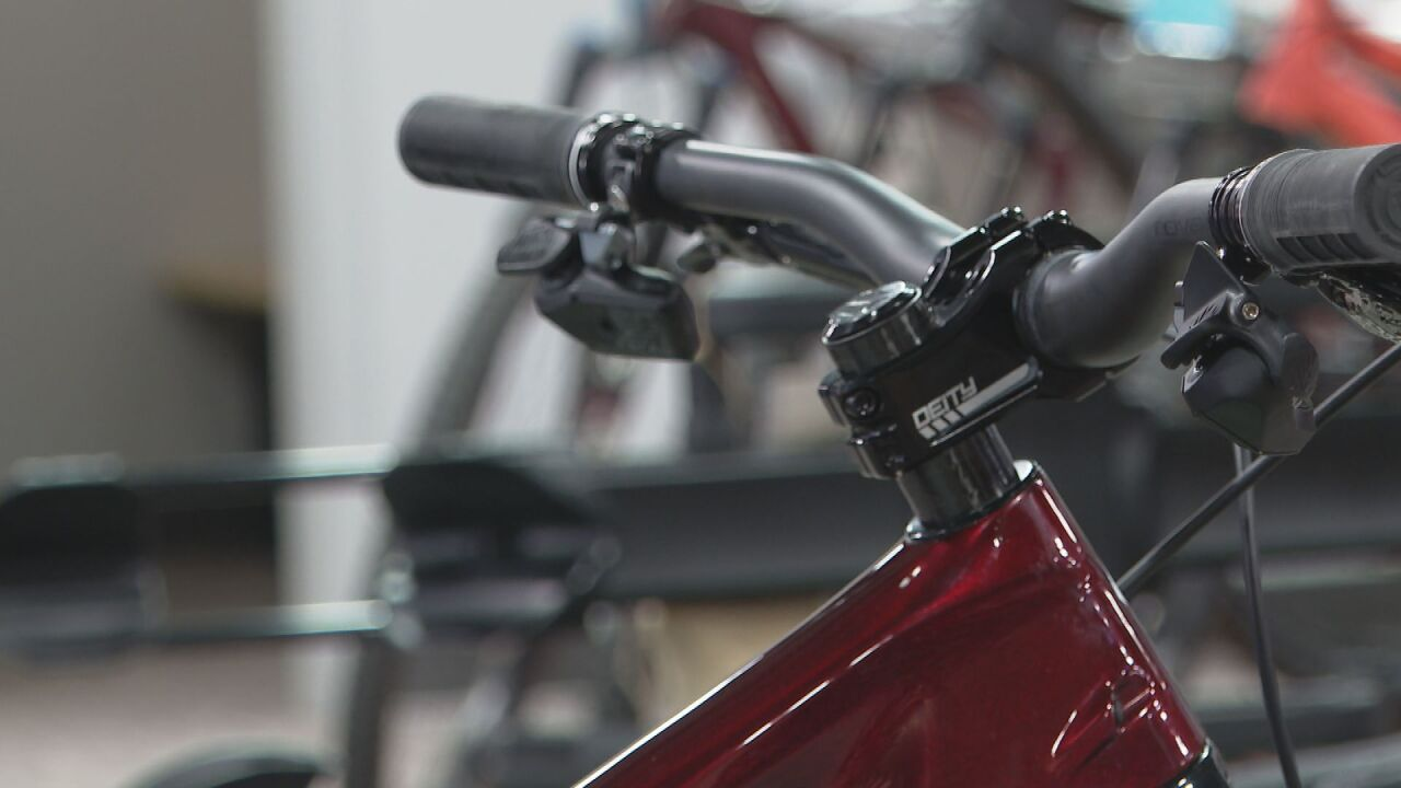 Bike shops saw record demand in 2020, bringing its own challenge