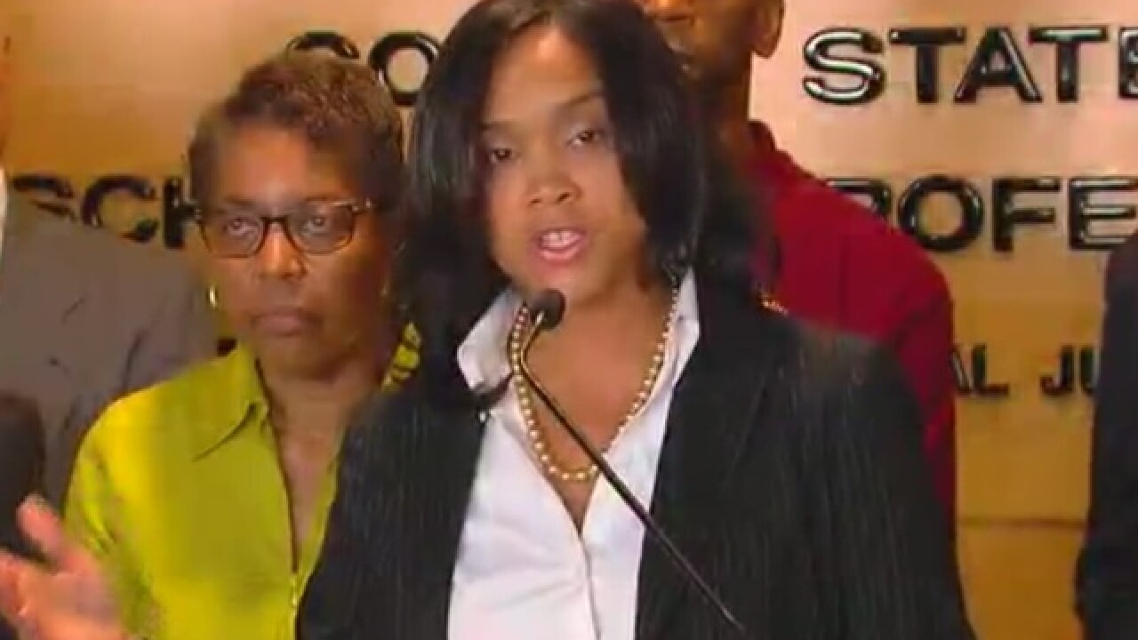 Marilyn Mosby announces debate schedule