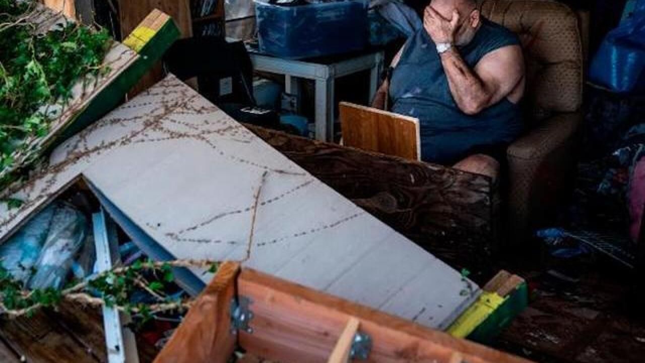 Dozens are still unaccounted for in hard-hit Mexico Beach, days after Hurricane Michael