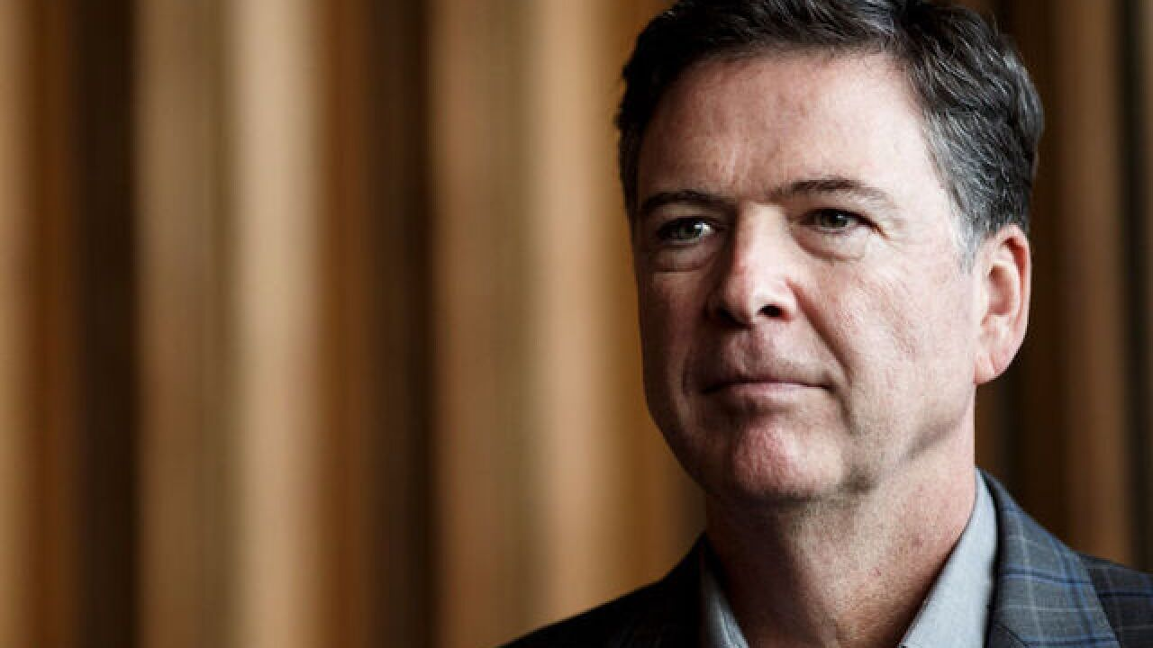 Comey says he will testify after legal challenge