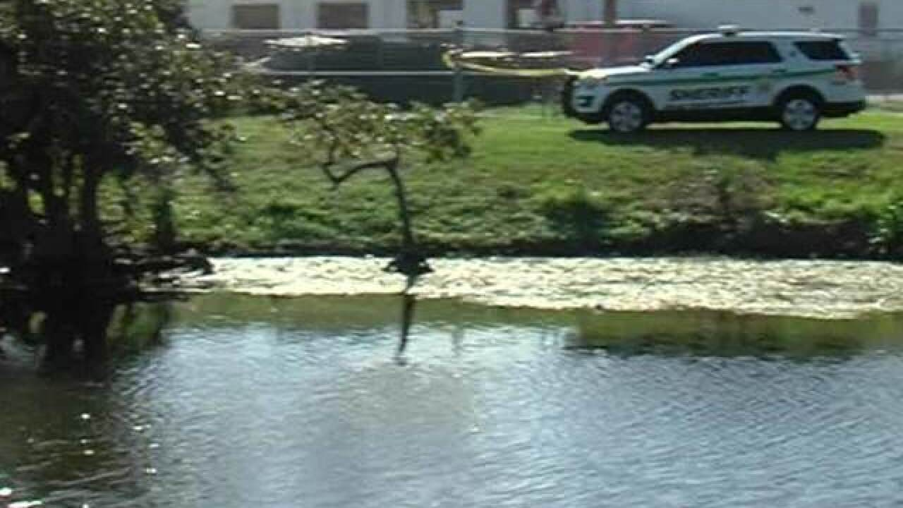 Woman pulled from canal near John Prince Park Wednesday identified